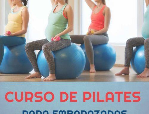 Curso municipal de pilates para embarazadas