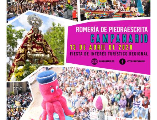 Vídeo conmemorativo de la Romería de Piedraescrita ¡Volveremos!