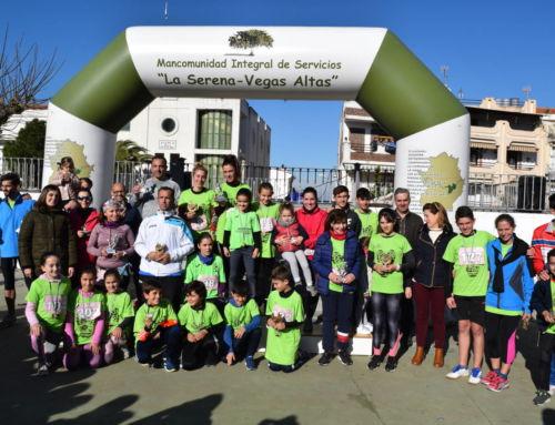 Más de 220 corredores viven la VI San Silvestre Campanario