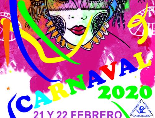 Carnaval de Campanario 2020: desfile de comparsas, 'abriles' y  un taller para los peques