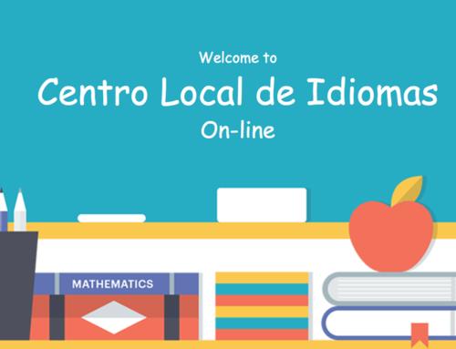 El Centro Local de Idiomas de Campanario ofrece a sus alumnos clases Online