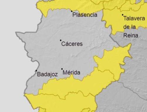 Alerta AMARILLA por lluvia y tormenta en Campanario