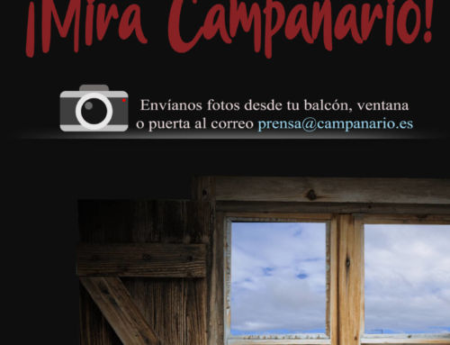 'Mira Campanario': observa las calles de la localidad a través de tus vecinos