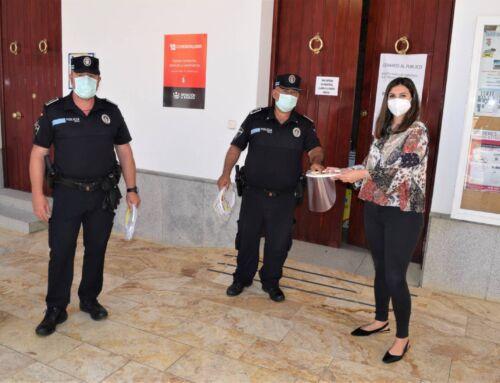 Diputación de Badajoz colabora con el Ayuntamiento en la protección de sus trabajadores municipales
