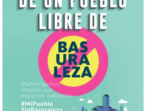 Campanario se suma a la campaña 'Mi pueblo sin basuraleza'