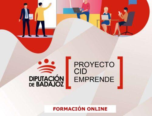 Proyecto CID Emprende: Taller Online 'Gestionar la comunicación en las redes sociales'