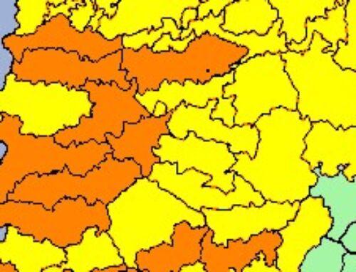 Alerta naranja por altas temperaturas en Campanario para este lunes 20 de julio