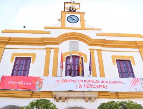 El Ayuntamiento pide responsabilidad a la afición del CF Campanario