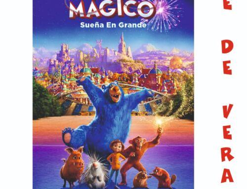 La película infantil 'El parque mágico' estrena este año el cine de verano