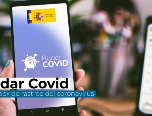 Aplicación móvil de rastreo de coronavirus