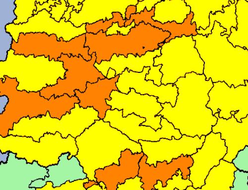 Alerta NARANJA en la provincia de Badajoz por ola de calor