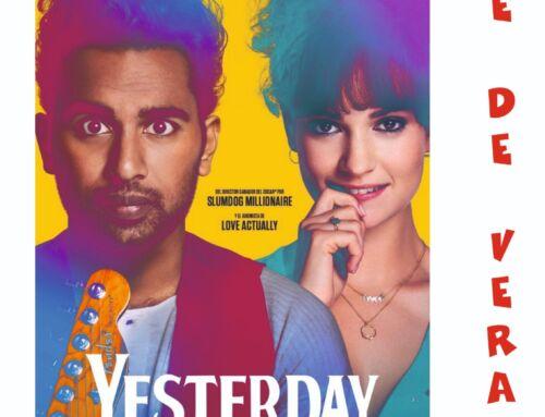 'Yesterday' concluye las proyecciones del circuito de 'Cine de Verano 2020' en Campanario