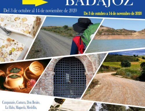 Campanario inaugura este sábado el proyecto 'Caminos Jacobeos del Oeste Peninsular'