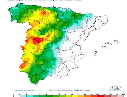 Alerta AMARILLA por lluvias en Campanario