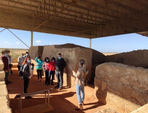El proyecto 'Caminos Jacobeos del Oeste Peninsular' comenzó en Campanario