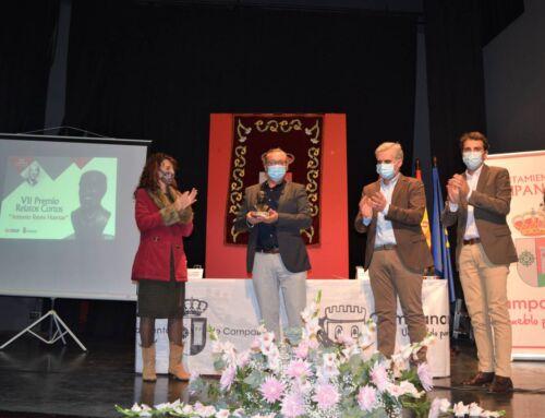 Alfonso Sergio Barragán gana el VII Premio 'Antonio Reyes Huertas'