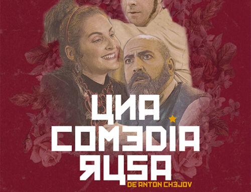 'Una comedia rusa' se representa este viernes en el Teatro Olimpia