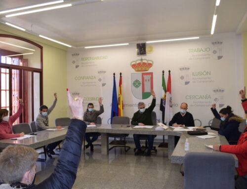 EL presupuesto de 2021 del Ayuntamiento de Campanario es aprobado por unanimidad