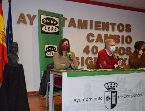 """""""La Brújula"""" de Onda Cero Extremadura realiza un programa especial en Campanario"""