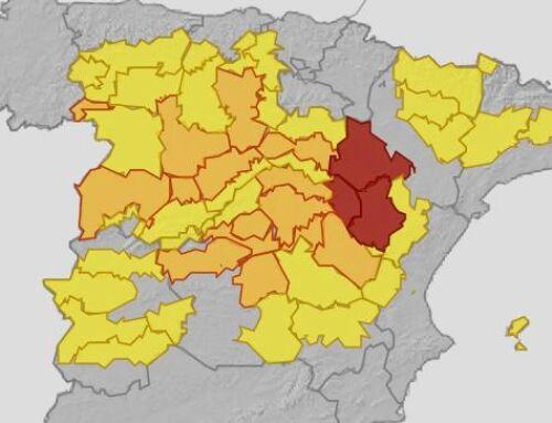 Ampliación de la Alerta amarilla por bajas temperaturas en toda la comarca de La Serena