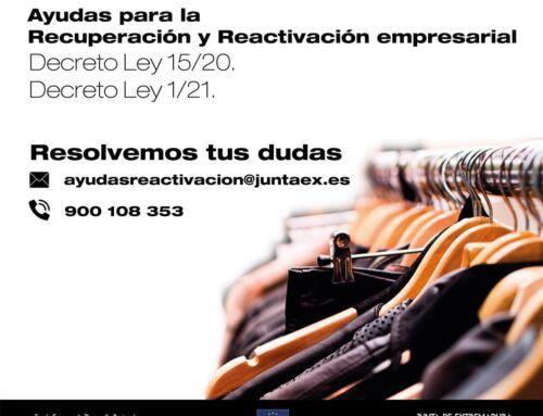 La Junta de Extremadura habilita un sistema de información sobre las ayudas para empresas y pymes