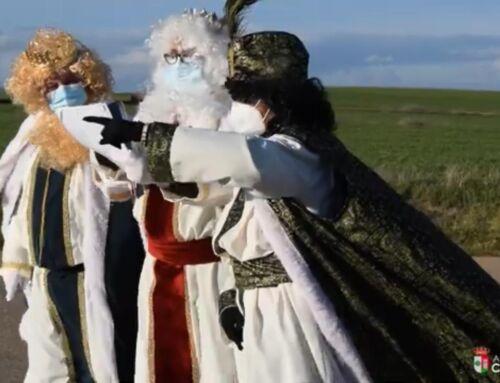 Los Reyes Magos envían un mensaje a los niños y niñas de Campanario