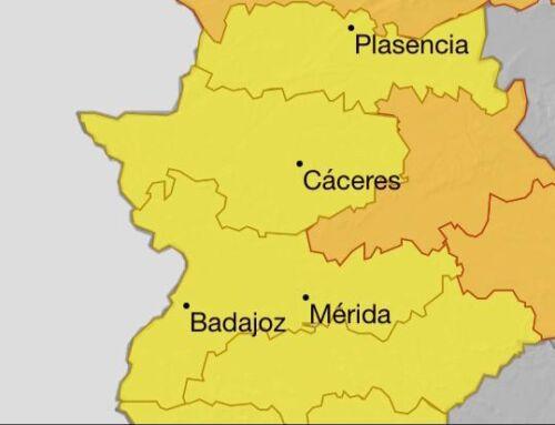 Alerta amarilla por viento en la comarca de La Serena