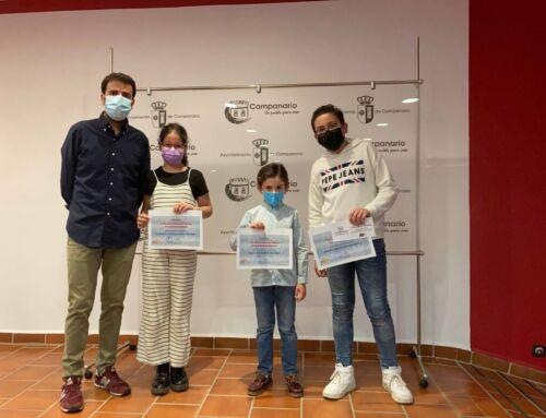 """El Ayuntamiento de Campanario entrega los premios del concurso """"Dibuja nuestra Romería"""""""