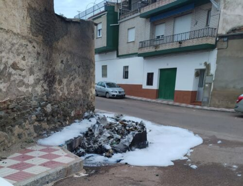 El Ayuntamiento recuerda que está prohibido verter ascuas o brasas en los contenedores