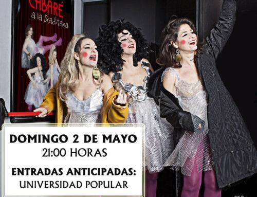 """""""Cabaré a la gaditana"""" cerrará la Semana Cultural en Campanario de la mano de Las niñas de Cádiz"""