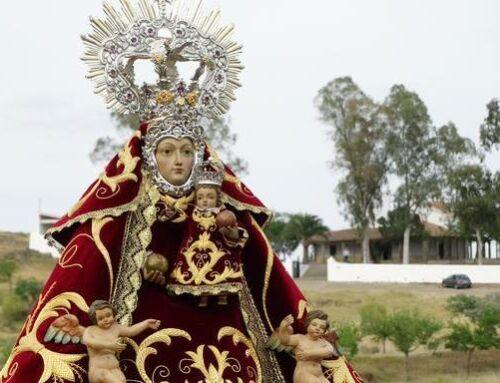 La Virgen de Piedraescrita podrá visitarse en la Parroquia durante todo el mes de mayo