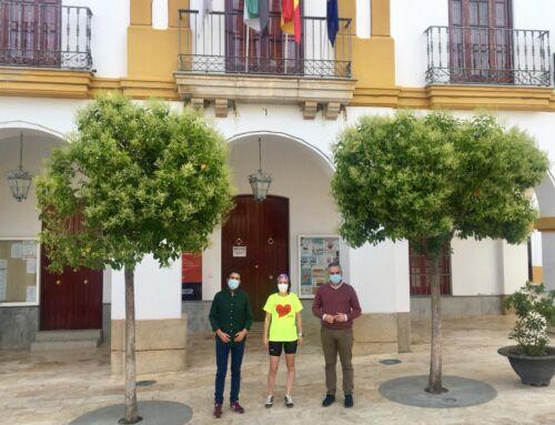 La campanariense Nani Trenado consigue recaudar más de 1.000 euros para la Asociación para la Donación de Médula Ósea de Extremadura