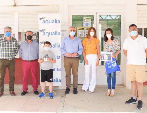 El campanariense Juan Ramos Escudero finalista del Concurso Internacional de Dibujo Infantil de Aqualia