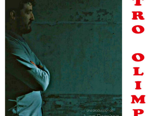 Franz Gómez estrenará su nueva obra «Gitano» el próximo 25 de junio en el Teatro Olimpia