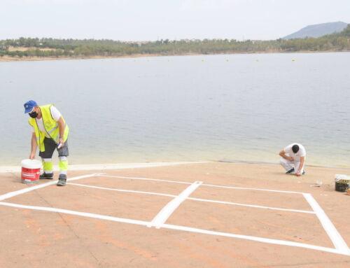 Los vecinos de la localidad y visitantes podrán disfrutar desde mañana de la Playa de Campanario