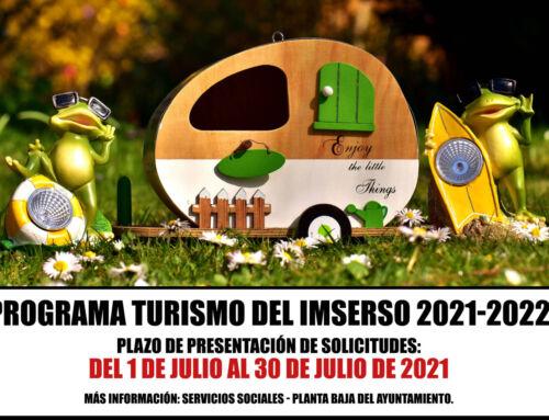 Abierto el plazo para los viajes del Imserso 2021-2022