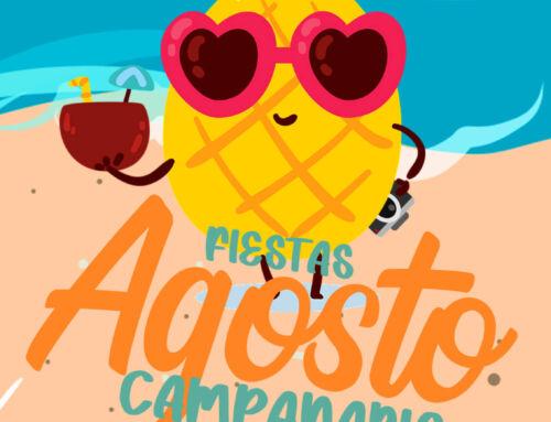 Programa Cultural-Deportivo Fiestas 'Agosto 2021'
