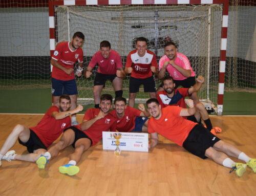 El equipo 'Peaky Blinders' gana el XII Torneo 24 Horas de Fútbol Sala de Campanario