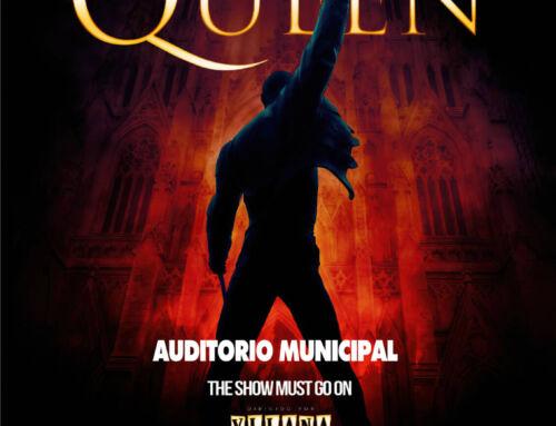 A la venta las entradas para el concierto-tributo de Queen