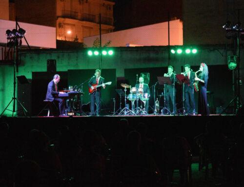 Bernaldez Latin Jazz ofreció anoche un concierto didáctico en Campanario
