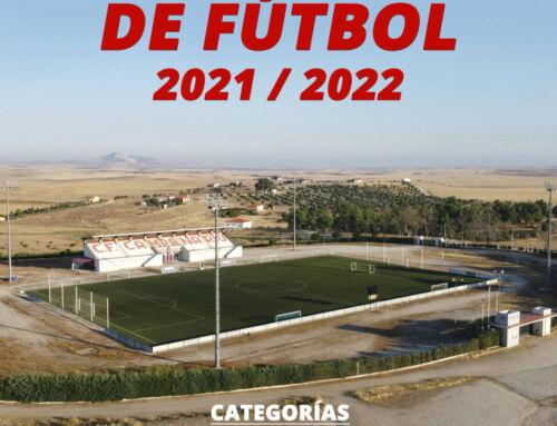 Abierto el plazo de inscripción para la temporada 2021/2022 de la Escuela Municipal de Fútbol