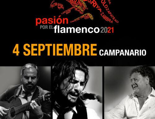 """El circuito """"Pasión por el flamenco"""" llega a Campanario el próximo sábado 4 de septiembre"""