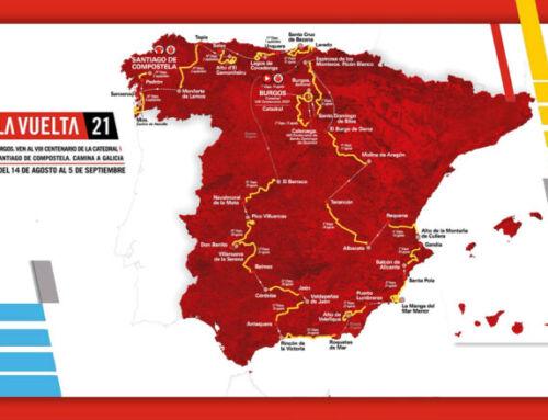 La Vuelta Ciclista a España pasará junto a la Playa de Campanario