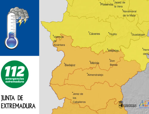 AMPLIACIÓN: Aviso por lluvias y tormentas de nivel naranja para este jueves en la provincia