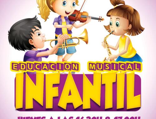 Curso en Educación Musical Infantil