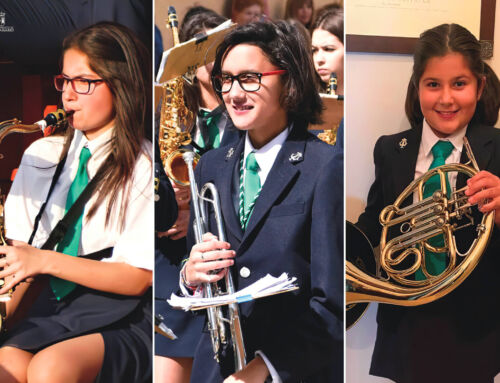 El Ayuntamiento reconoce la intensa labor a tres integrantes de la Banda Municipal de Música