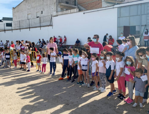 El A.M.P.A. La Barranquera recaudó 300 euros en favor de los afectados por el volcán de La Palma