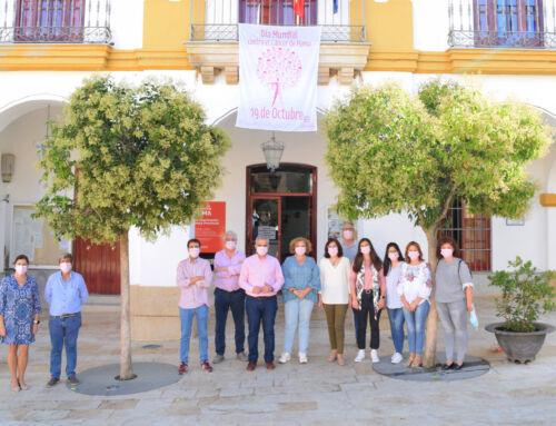 Nuestro municipio conmemora el Día Mundial contra el Cáncer de Mama